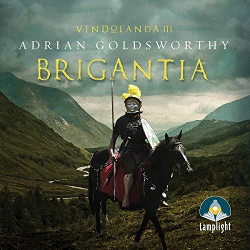Brigantia audiobook cover art