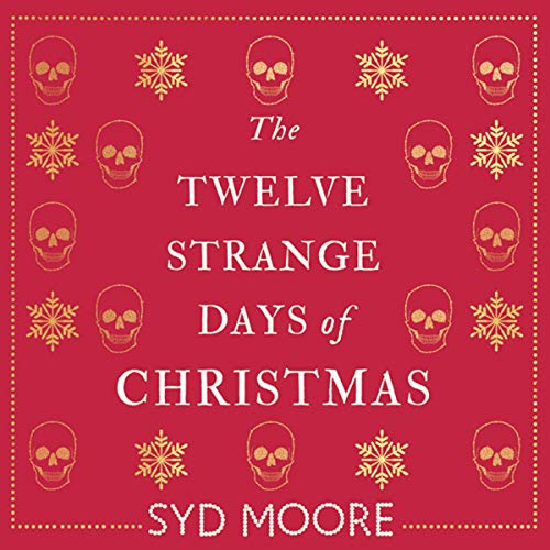 Couverture de The Twelve Strange Days of Christmas