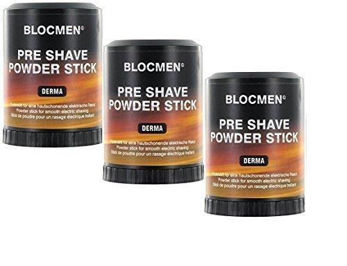 3 X BLOCMEN© Derma Pre-Shave