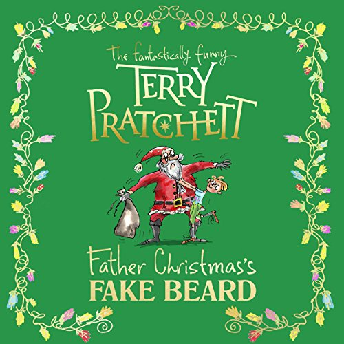 Father Christmas's Fake Beard audiobook cover art