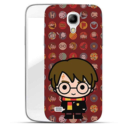 Harry Potter Chibi Serie Custodia Rigida Samsung Galaxy S4/S4 Mini - Harry Potter Chibi Rosso, Samsung Galaxy S4 Mini