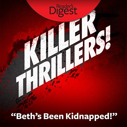 Beth's Been Kidnapped! audiobook cover art