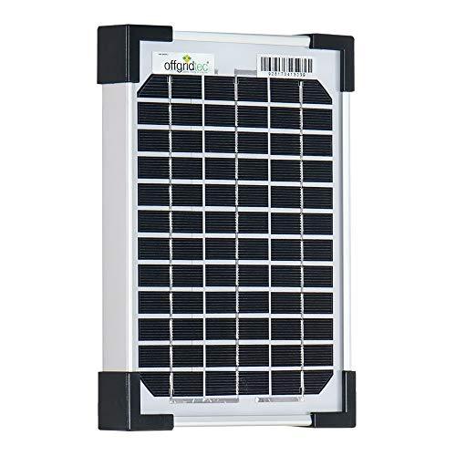 Offgridtec Mini panneau solaire mono 5W