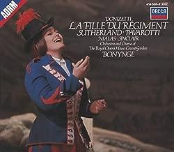 Best donizetti la fille du regiment pavarotti Reviews