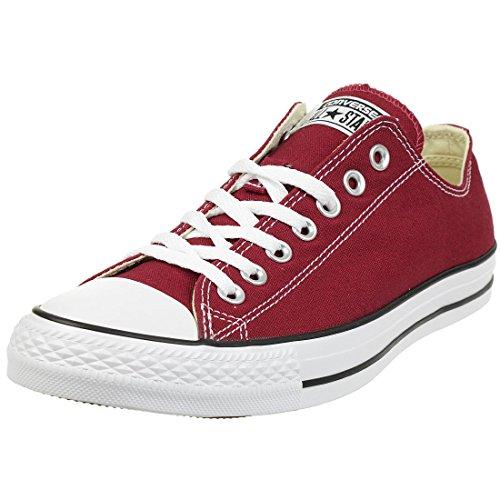 All Star Ox Maroon, Sneaker Basse Mixte