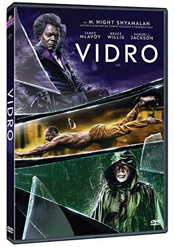 Vidro DVD Bruce Willis