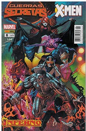 Guerras Secretas X-Men: Inferno Nº06