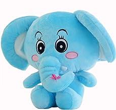 XINHU Pluche Speelgoed Olifant Cartoon Pop Pop Gift Pop Zacht En Comfortabel Katoenen Dekbedden Gevuld Met Poppen (Color :...
