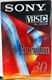 Sony EC 30 V Premium VHS-C Normal -