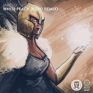 White Peach - Single (Koyö Remix)