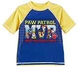 Nickelodeon Paw Patrol Toddler Boys MVP Rashguard 2T Blue/Yellow