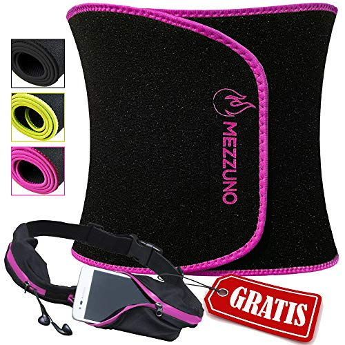 2XL-4XL//120cm Negro NEOPRENO Cintur/ón Protector Faja Lumbar Espalda Moto Protectora Mujer Hombre Proteccion