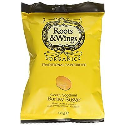 roots & wings organic barley sugars sweets, 125 g Roots & Wings Organic Barley Sugars Sweets, 125 g 51j t2GUUQL