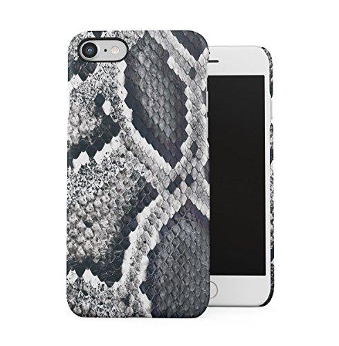 Snake Skin Pattern Dünne Handy Schutzhülle Hardcase Aus Hartplastik Hülle Kompatibel mit iPhone 7 / iPhone 8 Handyhülle Case Cover