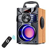 Best Bluetooth Speaker Fm Radios - Portable Bluetooth Speaker Subwoofer Heavy Bass Wireless Outdoor Review