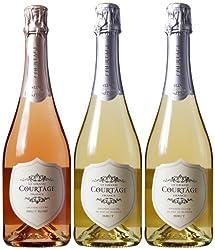 Champagne is the best Honeymoon Gift Basket Idea