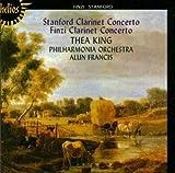 Stanford: Clarinet Concerto; Finzi: Clarinet Concerto