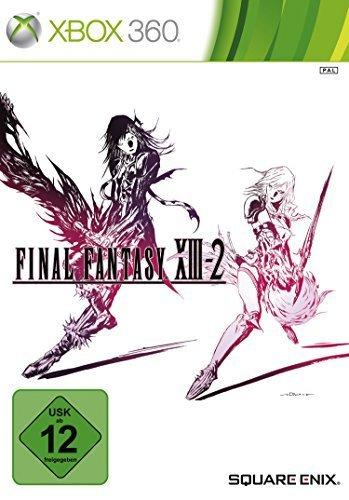 Final Fantasy XIII-2 [Importación alemana]