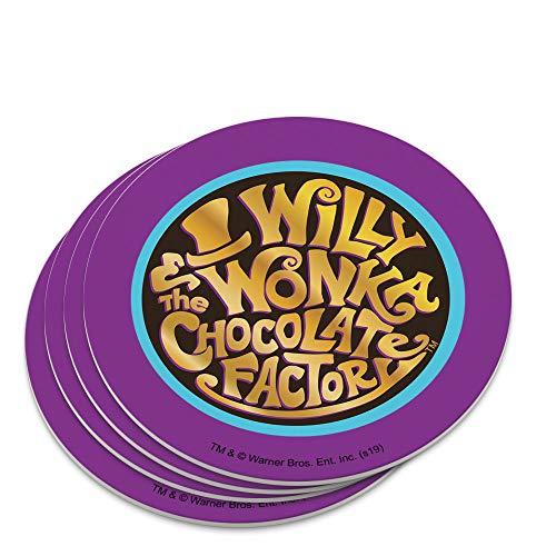 WONKA BAR STOFFTASCHE Willy Schokoladenfabrik Charlie Roald Dahl Symbol Logo