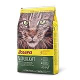 JOSERA NatureCat: Con Ave de Corral Y Salmón para Gatos