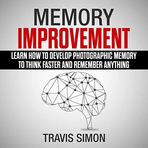 Memory Improvement audiobook cover art