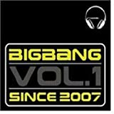 Big Bang 1集 - Since 2007 (韓国盤)
