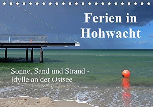 Ferien in Hohwacht (Tischkalender 2020 DIN A5 quer): Erholungsmomente an der Hohwachter Bucht (Monatskalender, 14 Seiten ) (CALVENDO Orte)