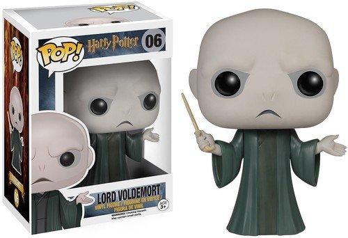 HARRY POTTER Figura Vinilo Lord Voldemort 06 Unisex ¡Funko Pop! Standard