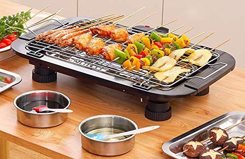 51j xAWVrUL - DFSDG Nicht-Stick-Gitter-Form BBQ-Matte Kochen Grillblech-Liner-Fisch-Gemüse-Raucher-Grillmatten Grillzubehör Werkzeuge (Size : 36x42x0.085CM)