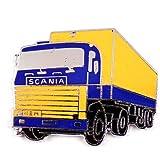 限定 レア ピンバッジ スカニア大型トラック車 ピンズ フランス