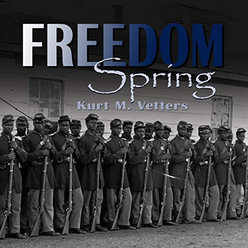 Freedom Spring audiobook cover art