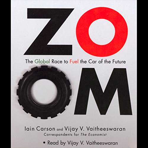 ZOOM audiobook cover art