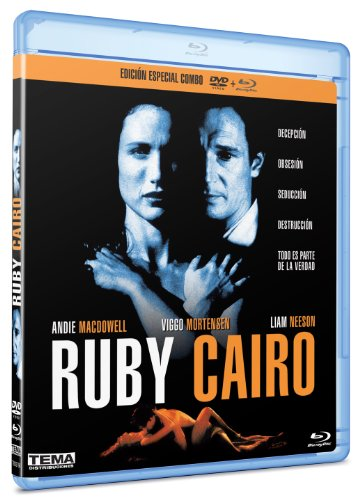 Ruby Cairo [ NON-USA FORMAT, Blu-Ray, Reg.B Import - Spain ]