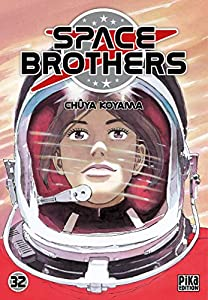 Space Brothers Edition simple Tome 32