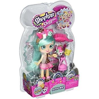 Shopkins Shoppies S2 DollPack Peppa-Mint   Shopkin.Toys - Image 1