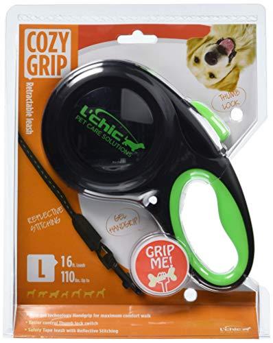 Cozy Grip Retractable Large Leash by CYNJO