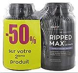 Eafit construcción muscular Ripped Max Ultimate combustión des grasa–Juego de 2x 120Pastillas