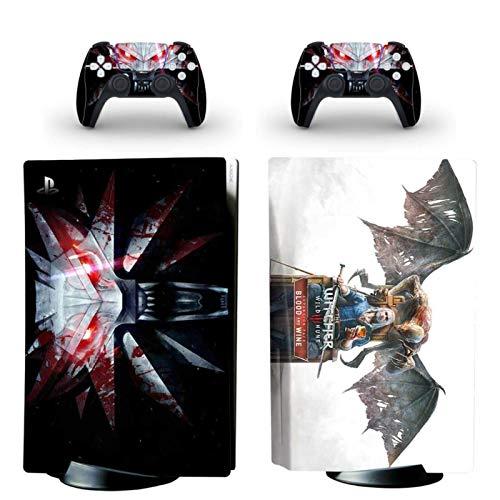 PS5 autocollant version CDROM accessoires de console de jeu dédié film de couleur autocollant Batman film coloré décalcomanies Cadeaux pour hommes