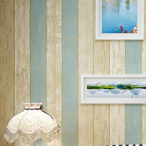 TV achtergrond wall_Factory directe verkoop vliesbehang TV achtergrond nostalgische houtnerf behang fotobehang 3d effect behang behang behang behang woud vintage 430 cm × 300 cm.