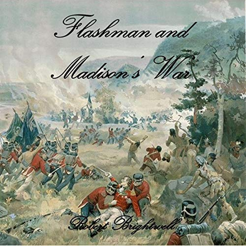 Flashman and Madison's War audiobook cover art