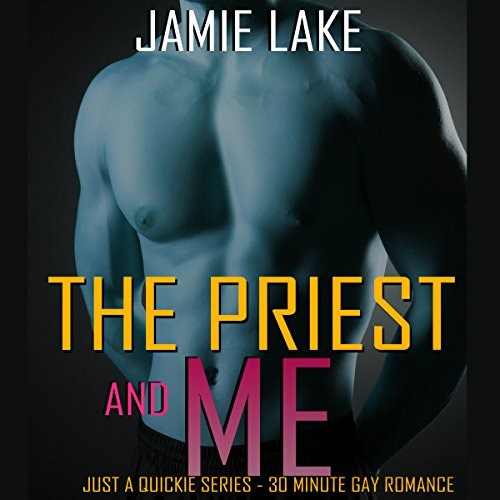 The Priest & Me audiobook cover art