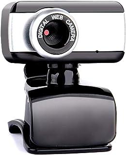 Borlai Web Cam con micrófono 480P Cámara Web Portátil Web