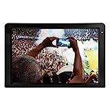 Televisor portátil de 12 pulgadas, HD DVB T/T2, televisión digital analógica, portátil de 1280 x 800 resolución, soporte para cocina, dormitorio, caravana (enchufe europeo).