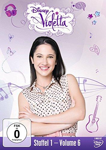 Violetta - Staffel 1, Volume 6 [2 DVDs]