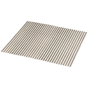 Xavax Filtre combiné universel pour friteuses (2 filtres à graisse et à charbon actif pour friteuses, filtre combiné universel, coupe individuelle, 33 x 29,6 cm) Noir/Blanc/Gris