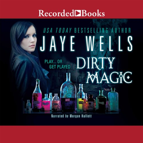 Dirty Magic audiobook cover art
