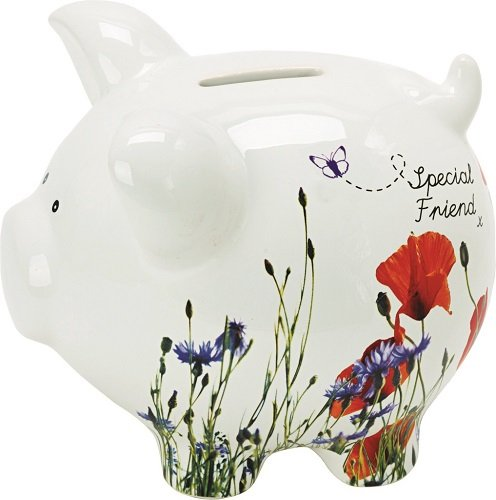 Suki Quite Simply 'Special Friend' Piggy Bank