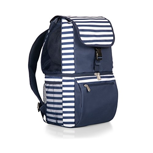 ONIVA - a Picnic Time Brand Zuma Insulated Cooler Backpack, Navy/White...