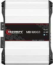 Taramps Electronics MD1800-1 Full Range 1 Ohm 1800W Amplifier Mono Car Audio