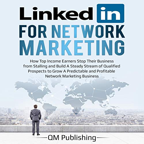 LinkedIn for Network Marketing cover art